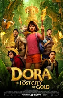 Dora and the Lost City of Gold (2019) Full Movie Mp4 Download 123movies