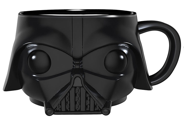 Funko POP Home Star Wars Darth Vader 8 oz. Coffee Mug