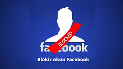 Cara Memblokir Akun Facebook Orang Lain Lengkap
