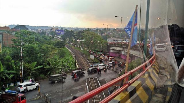 Fly over Lawang Malang