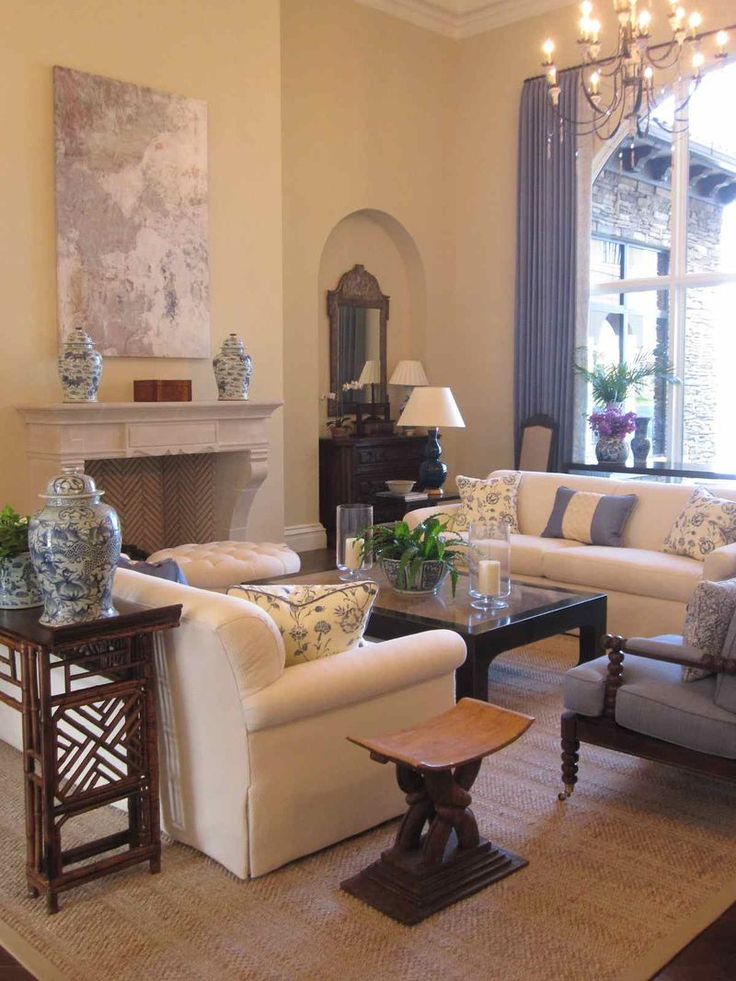 Living Room And Dining Room Decorating Ideas: Chinoiserie Chic: More Understated Chinoiserie