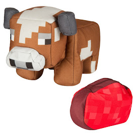 Minecraft Mattel Cow Plush