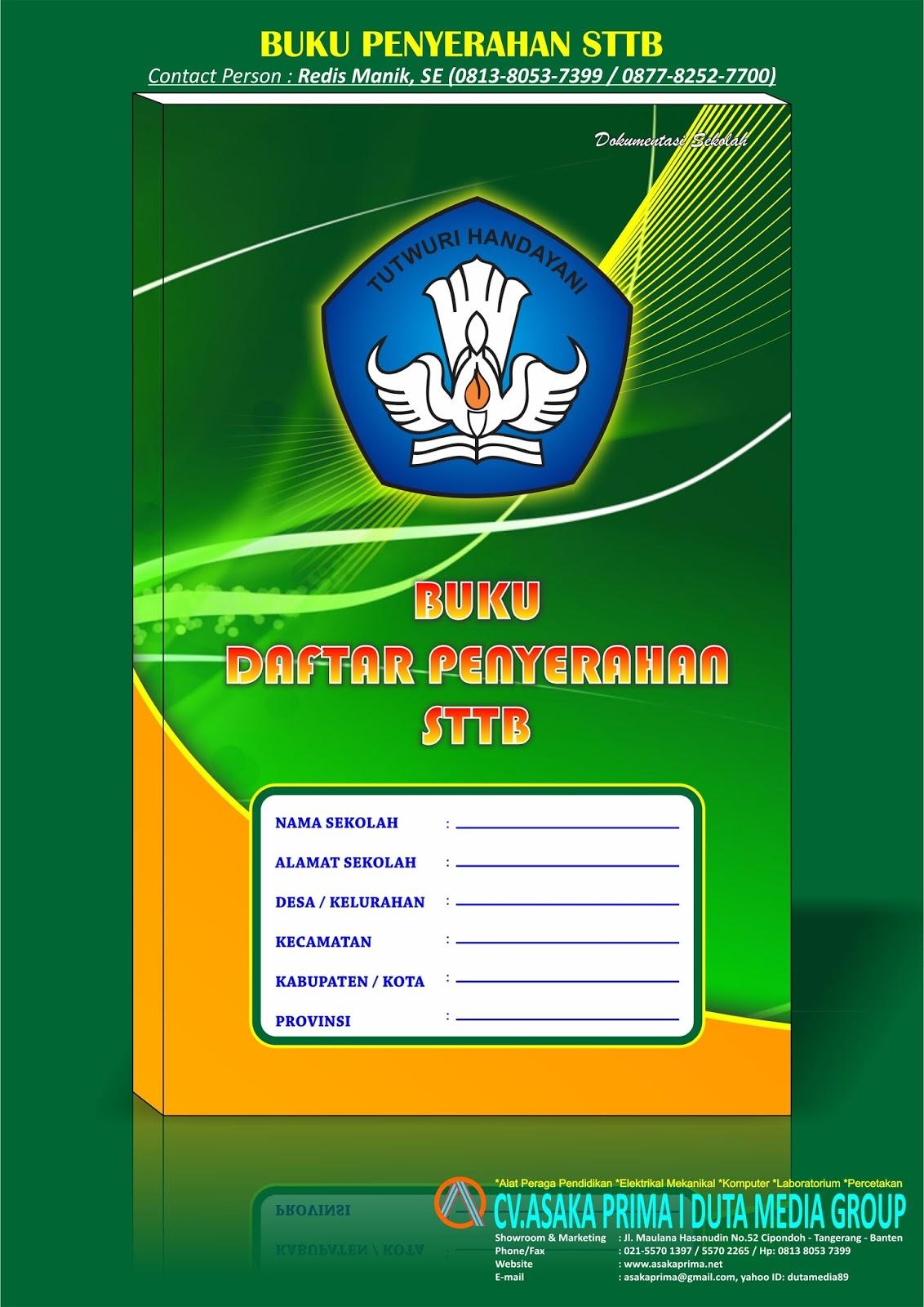 Jual Buku Administrasi Sekolah Induk Siswa Smp Sma Smk Sd Tk Alat Peraga Edukatif