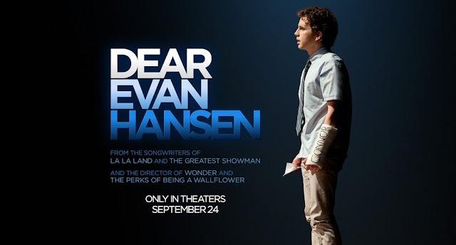 Dear Evan Hansen (Trailer Film 2021)
