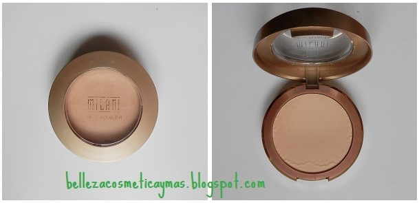 Polvos compactos Milani the Muktitasker Face Powder