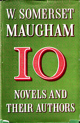 10 novels and their authors 1954 by W. Somerset Maugham