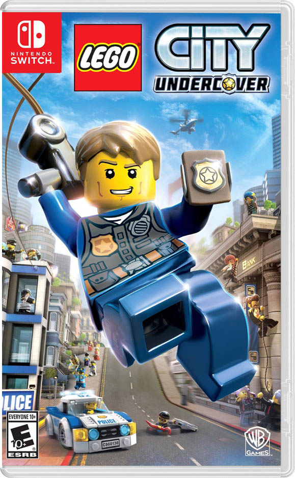 LEGO City Undercover - SWITCH AND NSP