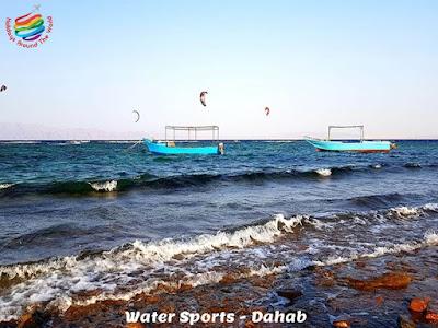 Water Sports - Dahab - Egypt