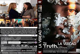 LA VERDAD-THE TRUTH 2019[COVER DVD+BLU-RAY]
