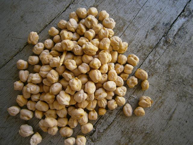 garbanzos cocinados receta peruana