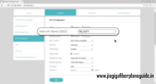 How to configure JioFi device