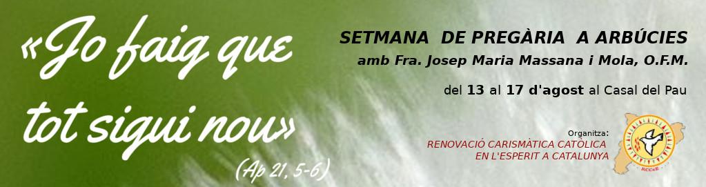 Setmana de Pregària a Arbúcies