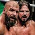 AJ Styles quer ser o último adversário de Triple H na WWE