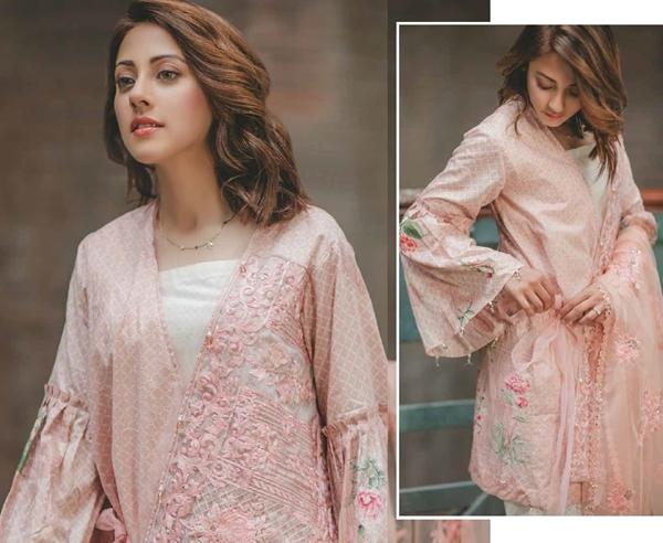 Rang Rasiya Lawn 2017 Collection Vol 2 For Eid-ul-Fitr