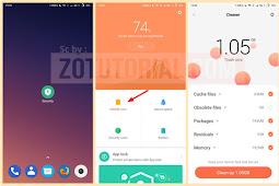 4 Metode Cara Membersihkan File Sampah & Cache di HP Xiaomi