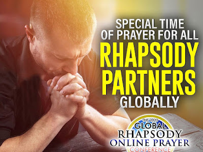 ROPC 2020 A PERFECT TIME TO PRAY 18-19 DEC #RPC2020