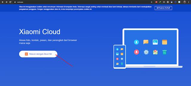 Cara Termudah Untuk Mencari atau Melacak Lokasi HP Xiaomi SEMUA TIPE