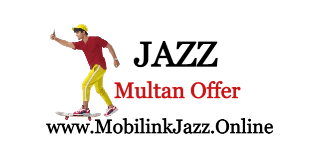 Jazz Multan Offer for Social Package | Facebook and WhatsApp