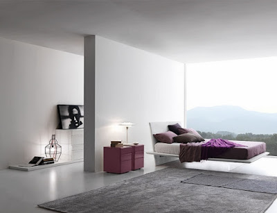 Stylish Bed Design Creates An Illusion Of Floating