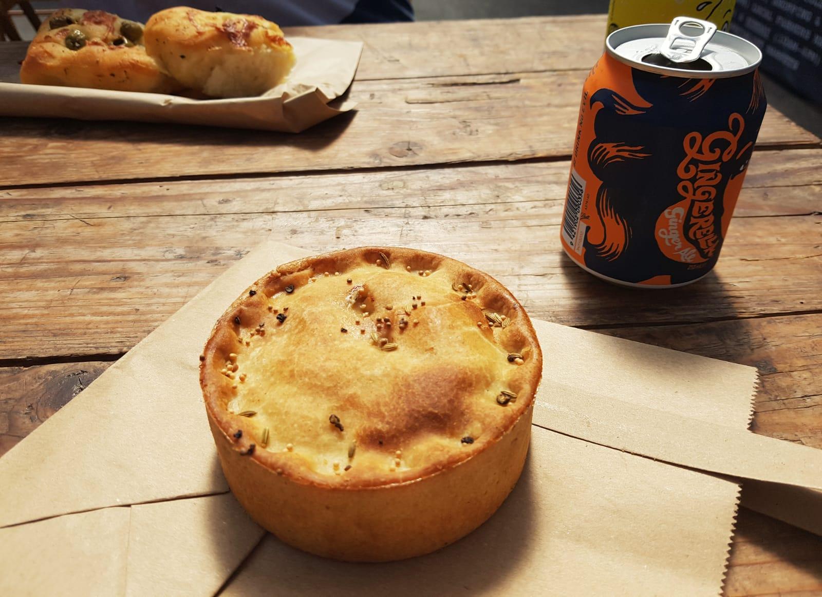 Altrincham Market Pie