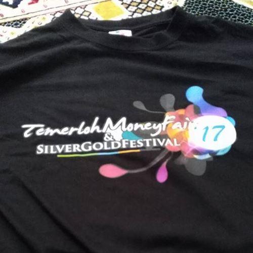 T-shirt Temerloh