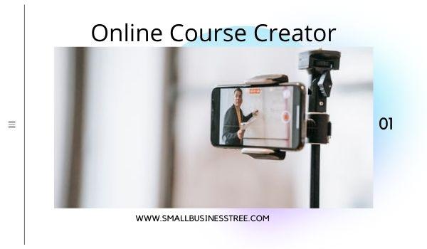 Online Course Creator