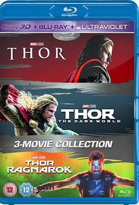 Thor SAGA BDRip HD 1080p Dual Latino