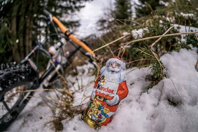 Wipptal Weihntachten Kinder Trunajoch Mountainbike