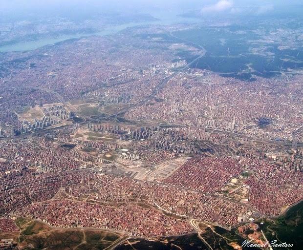 In volo su Istanbul