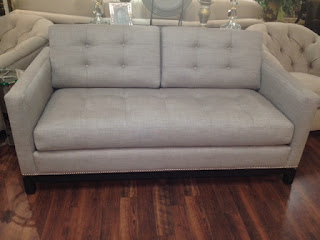 Custom Comfort Apartment Sofas Just The Right Size