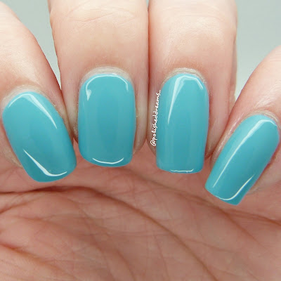 Barry M Coconut Infusion Scuba