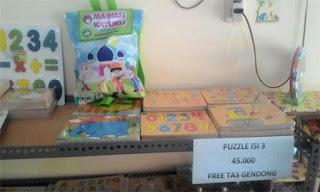 Puzzle Kayu Murah Jogja