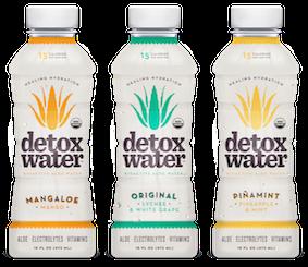 detox water flavors