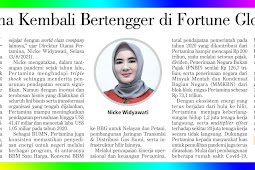 Pertamina is back in the Fortune Global 500