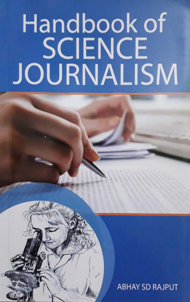 Handbook of Science Journalism