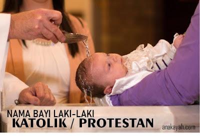 28 nama bayi laki-laki Kristen terbaik dengan arti dari Alkitab A-D (Lahir Bulan November).
