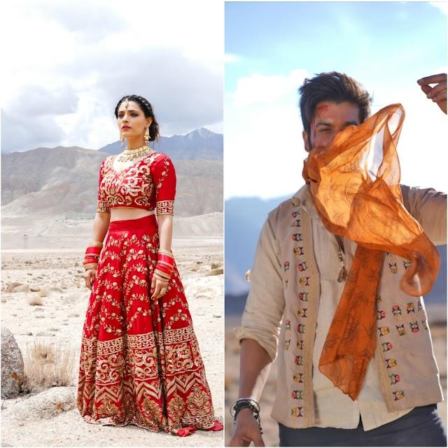 Sunny Kaushal & Saiyami Kher come together for the first time for Bhushan Kumar's   'Dil Lauta Do' sung by Jubin Nautiyal