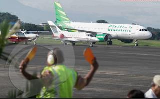 Rute Penerbangan Citilink dari Bandara Halim Perdanakusuma Per Januari 2014
