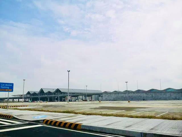 NEW Clark International Airport (CRK) Terminal