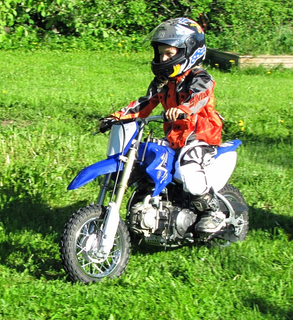 yamaha crossimopo crossbike junior motocross junnucrossi enduro