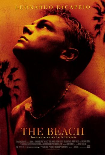 The Beach (2000) Hindi BluRay 720p & 480p Dual Audio [Hindi (ORG 2.0) & English] | Full Movie