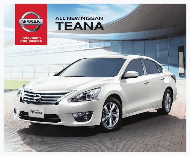 Brosur Nissan-Teana 2017