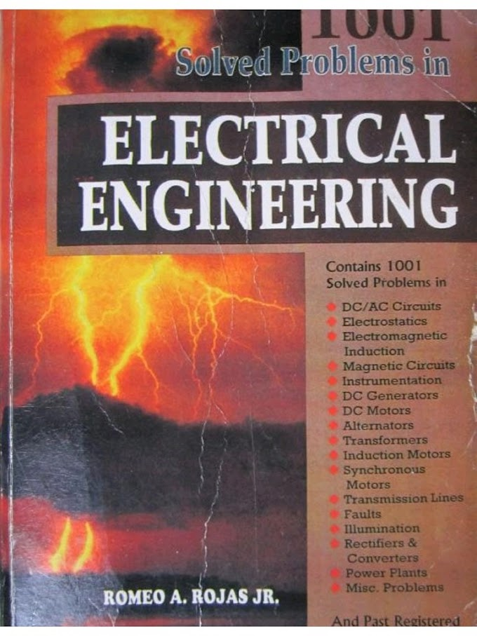 Download 1001 Solved electrical engineering problems Book Pdf