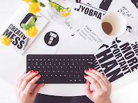 Membuat Tulisan atau Iklan Melayang di Blog