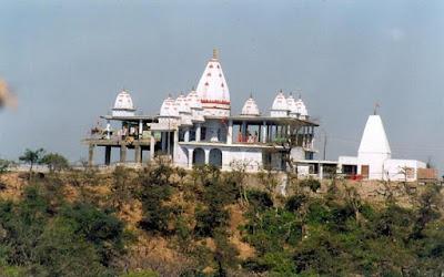 Mahamaya Temple in Jammu Kashmir