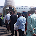 Rotimi Amaechi Being Searched At MM2 Airport, Lagos(SEE PHOTOS)