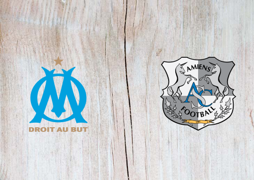 Olympique Marseille vs Amiens SC -Highlights 6 March 2020