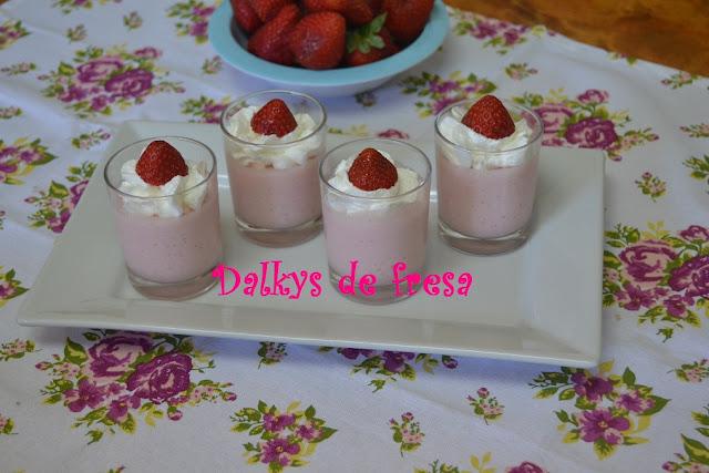 DALKYS DE FRESA
