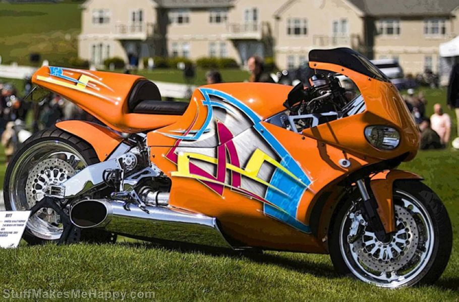 9. Turbine Streetfighter from MTT, Cost is 175000 USD