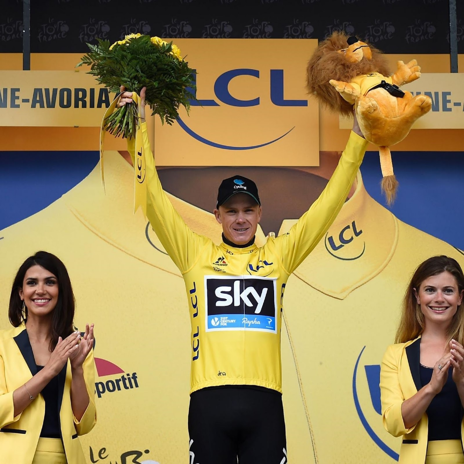 CHRIS FROOME 3